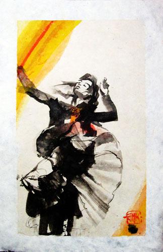 Danse 1 «..et je danse»