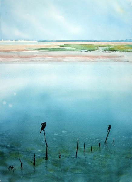 L'Echange imperceptible des eaux