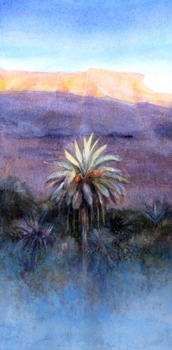 Eveil de la palmeraie