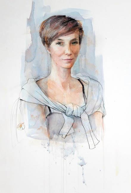 portrait de Florence 2020